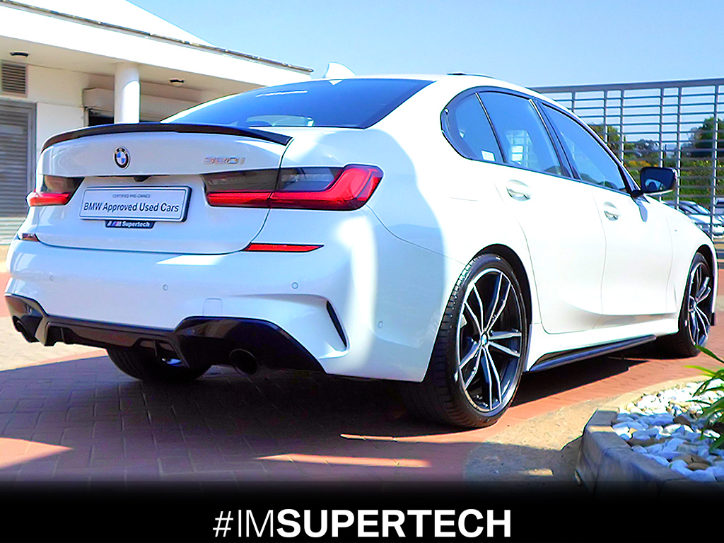2020 BMW 320i M Sport Launch Edition Auto - Supertech Used ...